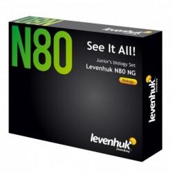 """Zestaw preparatów Levenhuk N80 """"Zobacz wszystko"""""""