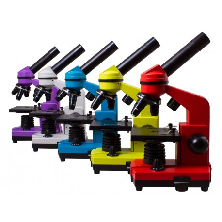 Mikroskop Levenhuk Rainbow 2L