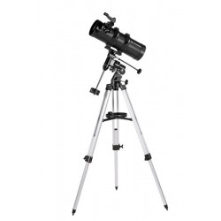 Teleskop Bresser PLUTO 114/500 carbon (EQ-3)