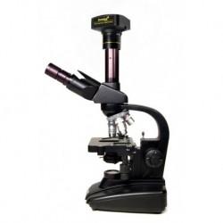 Trójokularowy Mikroskop Cyfrowy Levenhuk D670T 5.1M