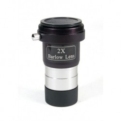 Soczewka Barlowa 2x Levenhuk z adapterem fotograficznym