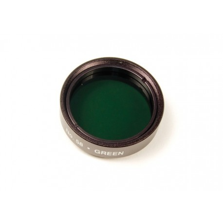 "Filtr optyczny 58 (zielony) 1,25"" Levenhuk"