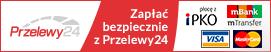 Płatności online realizowane przez Płatności24